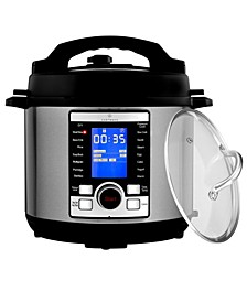 Swift Pot 10-In-1 Programmable Multi Cooker with Accessories