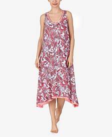 Knit Midi Nightgown