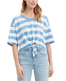 Women's Fiona Tie-Front T-Shirt