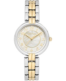 Women's Two-Tone Bracelet Watch 32mm