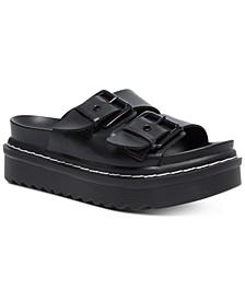 Dizzy Platform Sandals