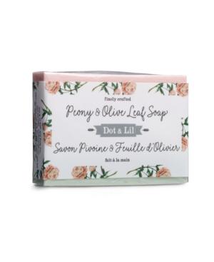 Peony Olive Bar Soap
