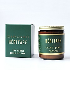 Clark & James Gin Soy Candle