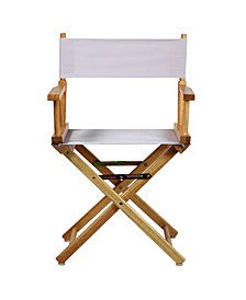 """18"""" Canvas Director's Chair"""