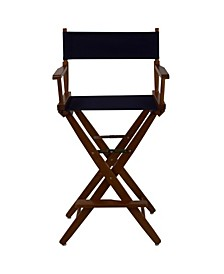 """Extra-Wide Premium 30"""" Directors Chair with Cover"""