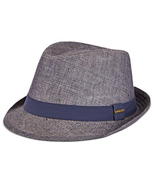 Men's Plaid Fedora