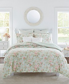 Madelynn Comforter  Full/Queen Bonus Set