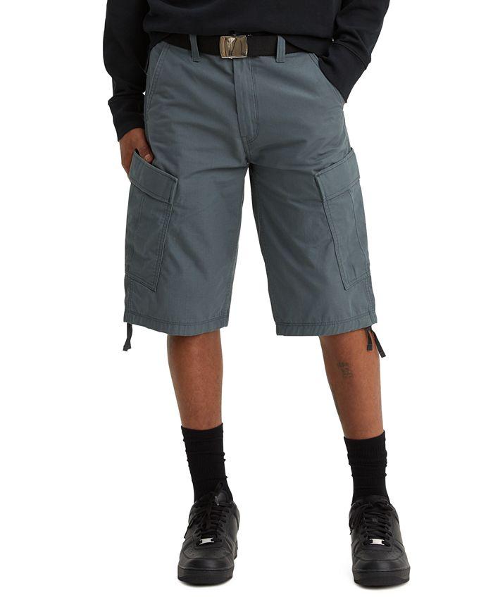 Levi's - Men's Regular-Fit Ripstop Messenger Shorts