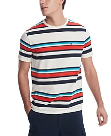 Men's Aberdeen Stripe T-Shirt, Created for Macy's