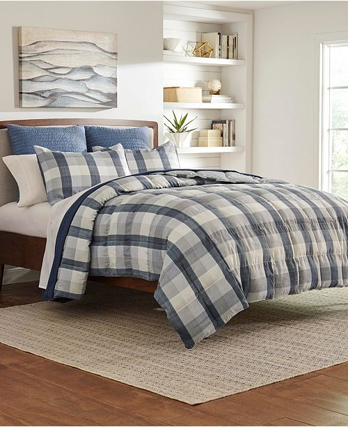 Nautica Portsmouth Twin Extra Long Comforter Set Reviews