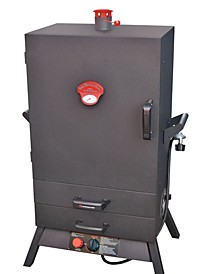 Gas Vertical Smoker