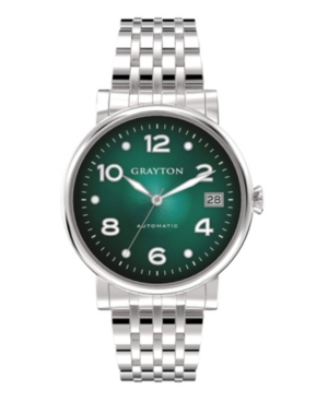 Women's Radiance Collection Silver Tone Stainless Steel Bracelet Watch 36mm