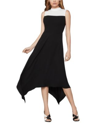 BCBGeneration Women/'s Mock Neck Dress