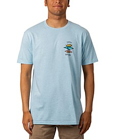 Men's Search Graphic T-Shirt