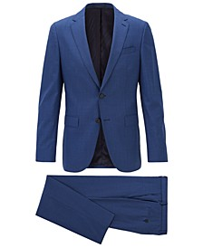HUGO Men's Novan / Ben Slim-Fit Suit