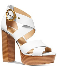 Leia Platform Sandals