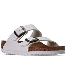 Women's Arizona Birko-Flor Casual Sandals from Finish Line