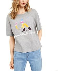 Logo-Print Crewneck T-Shirt