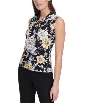 tommy hilfiger floral top