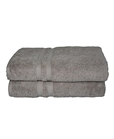 Element 2-Pc. Turkish Cotton Bath Sheet Set