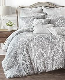 Saffira Queen Comforter Set