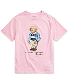 Big Boys Preppy Bear Cotton Jersey T-Shirt