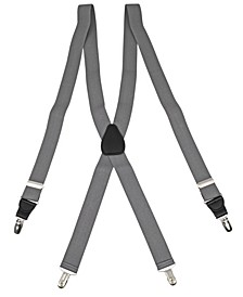Men's Drop-Clip Suspenders