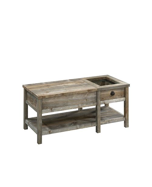 Granite Trace Lift Top Coffee Table