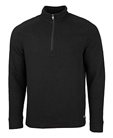 Men's Coastal Half Zip T-Shirt
