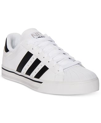 Adidas uomini bbneo classico casual scarpe dal traguardo finale
