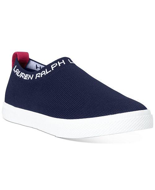 Lauren Ralph Lauren Jordyn Slip-On Sneakers