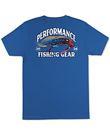 Sportswear Men's Performance Fishing Gear Fly Fishing Graphic T-Shirt