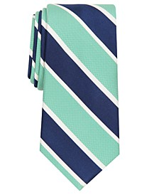 Men's Brewer Classic Stripe Tie, Created for Macy's