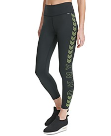 Sport Logo High-Waist 7/8 Leggings