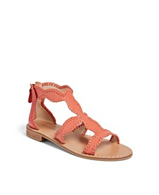 Jackie Gladiator Sandals