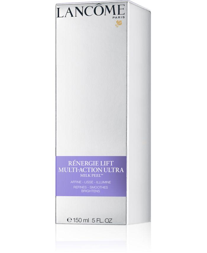 Lancôme Rénergie Lift Multi-Action Ultra Milk Peel, 5-oz. & Reviews - Skin Care - Beauty - Macy's