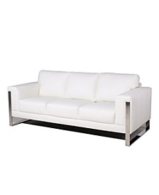 Nivry Leather Sofa