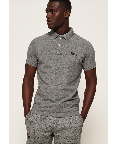 Superdry Classic Pique Short Sleeve Polo