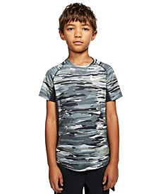 Big Boys Dri-FIT Camo-Print T-Shirt