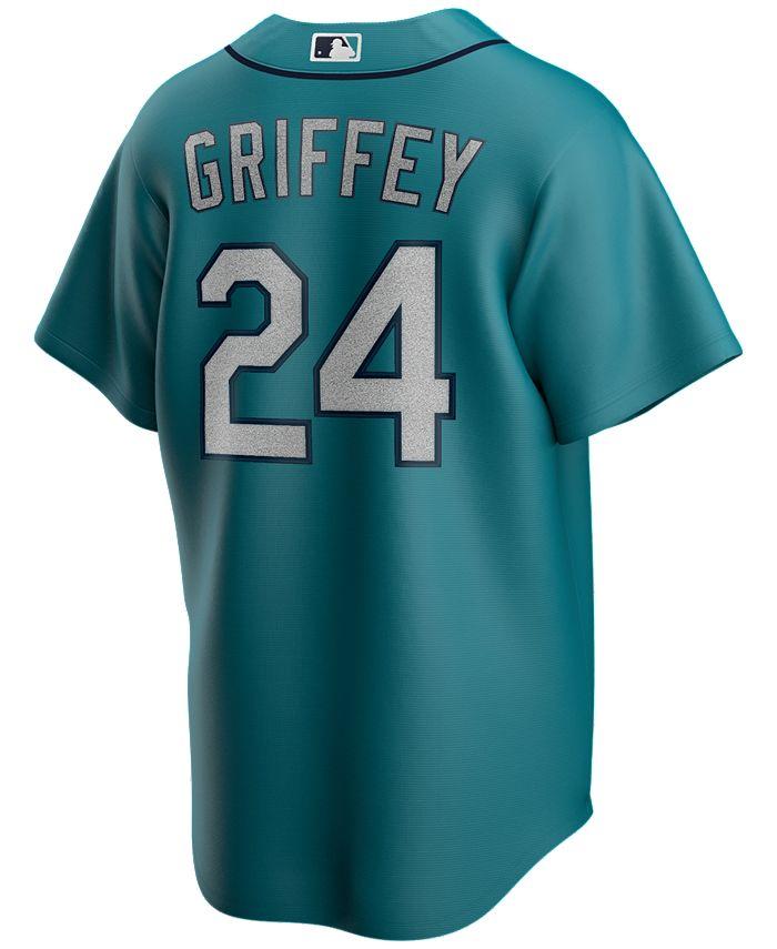 Men's Ken Griffey Jr. Seattle Mariners Coop Player Replica Jersey