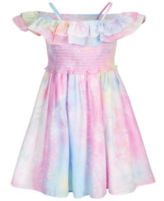 Fisher-Price Flowers GIRLS 3T Ruffle Dress NWT