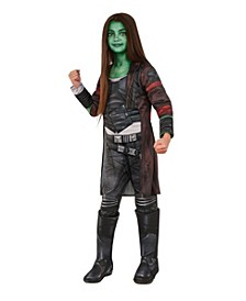 Avengers Big Girl Deluxe Gamora Costume