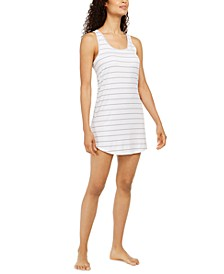 Floral by Floral Nikrooz Racerback Striped Chemise Nightgown