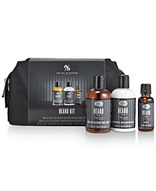 The 4-Pc. Beard Grooming Set