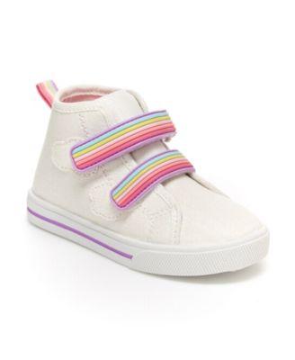 Carter's Little Girls High top Sneaker