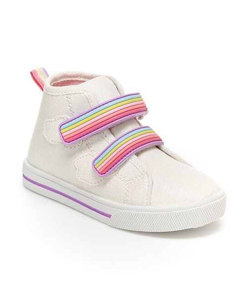 Carter's Toddler and Little Girls High top Sneaker