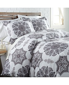 Infinity Reversible Comforter and Sham Set, Twin