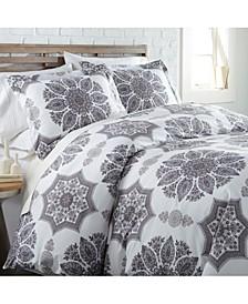 Infinity Reversible Comforter and Sham Set, Twin