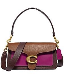 Colorblock Tabby Shoulder Bag 26
