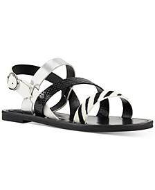 Cloie Flat Sandals